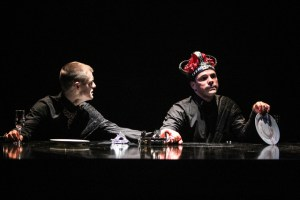 Tristan De Beer & Marcel Meyer in Macbeth