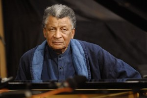 Abdullah Ibrahim's Piano Concert at Fugard Theatre