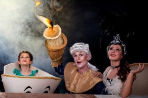 Enchanted Household Objects - Chip, Lumiere and Babette