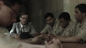 A still from the film An Act Of Defiance