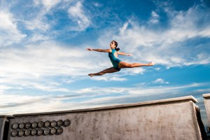Amber Freeman of Defying Gravity Dance Studios - Port Elizabeth Dance Festival