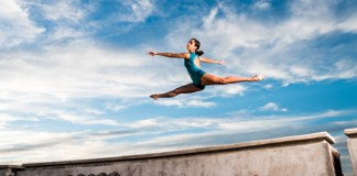 Amber Freeman of Defying Gravity Dance Studios - Port Elizabeth Dance Festival
