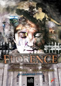 Florence premiers at the Market Theatre