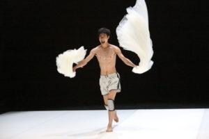Keisuke Mihara in Hannah Ma's SWAN pic by Bohumil KostohrytzKeisuke