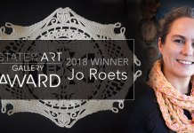 StateoftheART announces Jo Roets as 2018 award winner