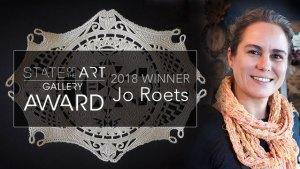 StateoftheART announces Jo Roets as 2018 award winner