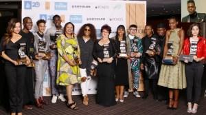 #DFF2018 winners: Aldytha Da Silva (Business Award: Kryolan); Ntando Shandu (New Face); Martin John Steenkamp (Fashion Innovator & Next Generation Emerging Designer Awards); Samuel Quame Owusu (Best African Menswear Collection); Nassim Samma (Best African Ladieswear Collection); Zama Mathe (DFF Durban Designer of the Year 2018); Brenda Quin (Best Ladieswear Collection); Zamabhele Ntshangase (Rising Star); Chu Suwannapha (Best Menswear Collection); Khulekani Sithole and Sicelinhlanhla Ngcobo (Rising Star); Nandile Mkhize (New Face); Cari St Quentin (Rising Star); Insert: Muzi Innocent Mhlambo (Collection of the Week).