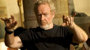 Ridley Scott is making his television directorial debut with Raised by Wolves, a serialized sci-fi series being shot in South Africa,