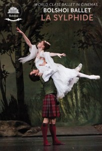 Bolshoi Ballet's LA SYLPHIDE