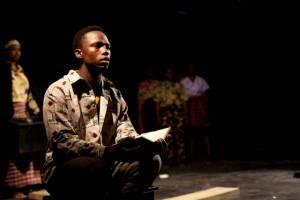 The cast from Ukuwa Kwenkaba (Photo by Sithembele Jnr)