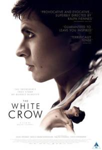 White Crow Poster