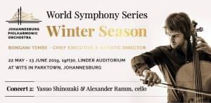 JPO World Symphony Series - Concert 2