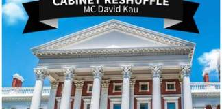 Blacks Only Cabinet Reshuffle
