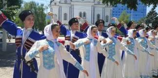 Cossack dance ensemble - Stanitsa