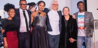 Back of the Moon, directed by Angus Gibson, won the Best South African Feature Film award