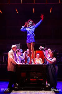 Kinky Boots at The Fugard Theatre (Photo: Jesse Kramer)