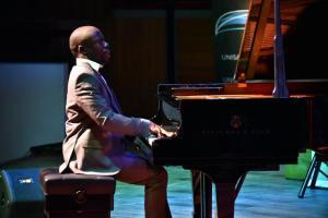 Thabiso Mfana 1st prize Jazz Category