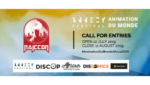 Call for entries opens for the Pan-African Animation du Monde 2020