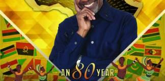 Caiphus Semenya's 80th birthday celebratory