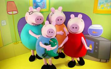 Peppa Pig's Big Day Out