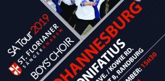 St. Florian Boys Choir SA Tour - Johannesburg