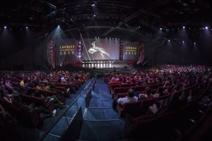 General view during the The Loeries Awards Ceremony at Durban ICC on August 23, 2019 in Durban, South Africa. (Photo by Al Nicoll/2019 Loerie Awards)