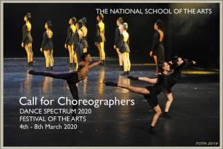 Open call for choreographers for NSA Festival 2020