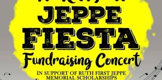 Ruth First Jeppe Fiesta