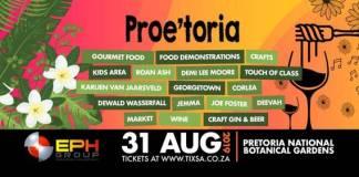 Proe'toria Festival 2019