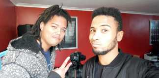Branton Charles and Jayman take a stand against GBV