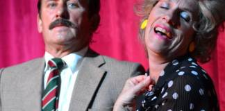 More Fawlty fun with Annie Robinson and Mark Mulder