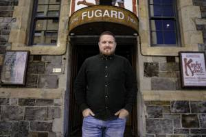 Artistic Director of the Fugard Theatre Greg Karvellas. Photo credit: Claude Barnardo.