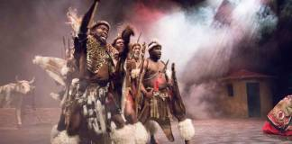 King Cetshwayo - The Musical