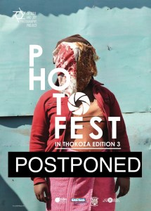 OSJ Photofest Postponed