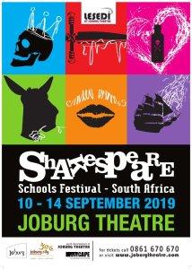 Shakespeare Schools Fest - Joburg Theatre - 2019