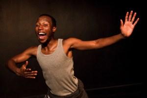 Tswalo starring Billy Langa (Photographer: Jesse Kramer)