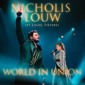 World in Union sung by Nicholis Louw