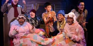 NCT presents Charlie and the Chocolate Factory