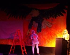 The Eagle Takes Flight 05