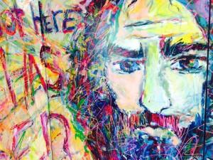 Lovegrove Portrait of Christ