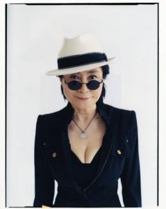 Yoko Ono Portrait