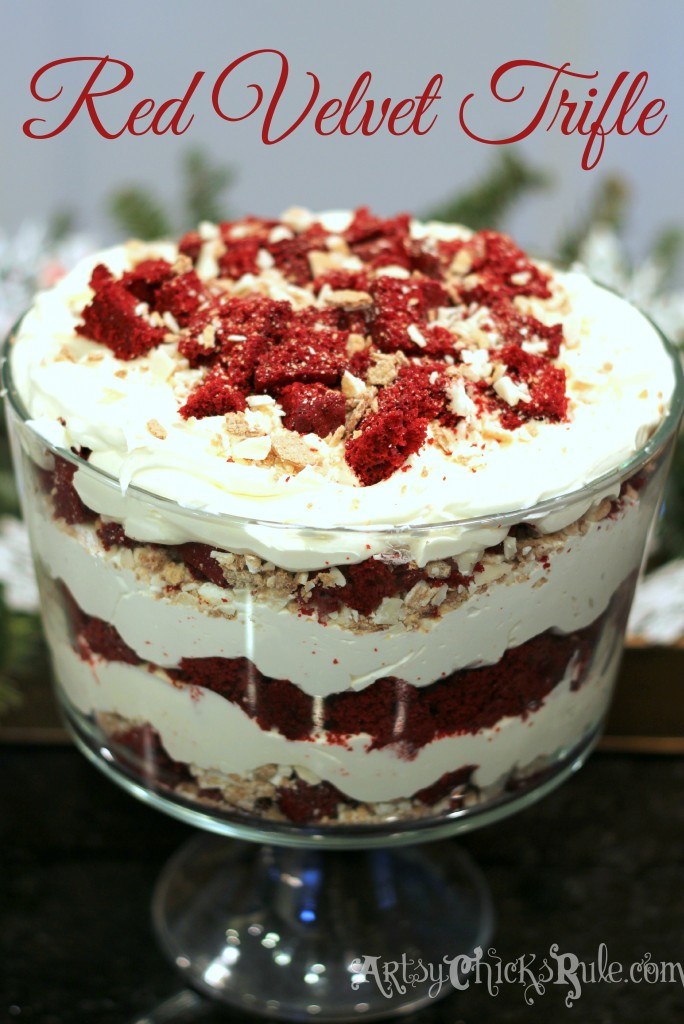 Quick Easy Red Velvet Cake Recipe