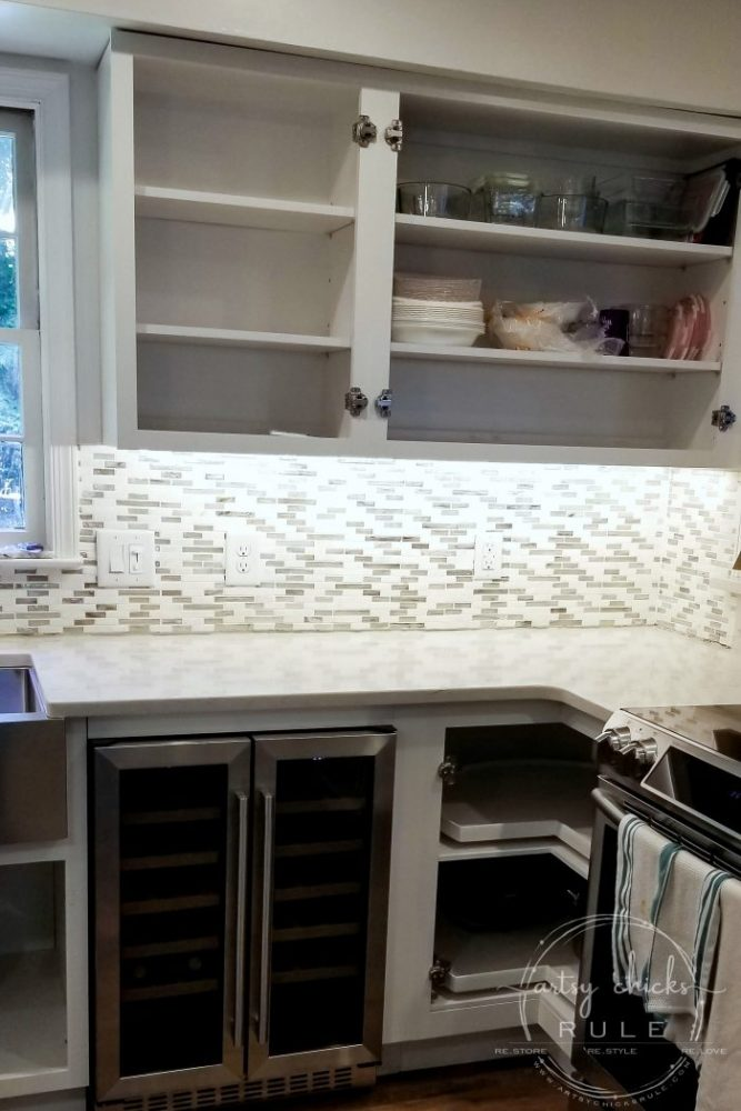 Kitchen Countertop Reveal Wilsonart Quartz Coastal