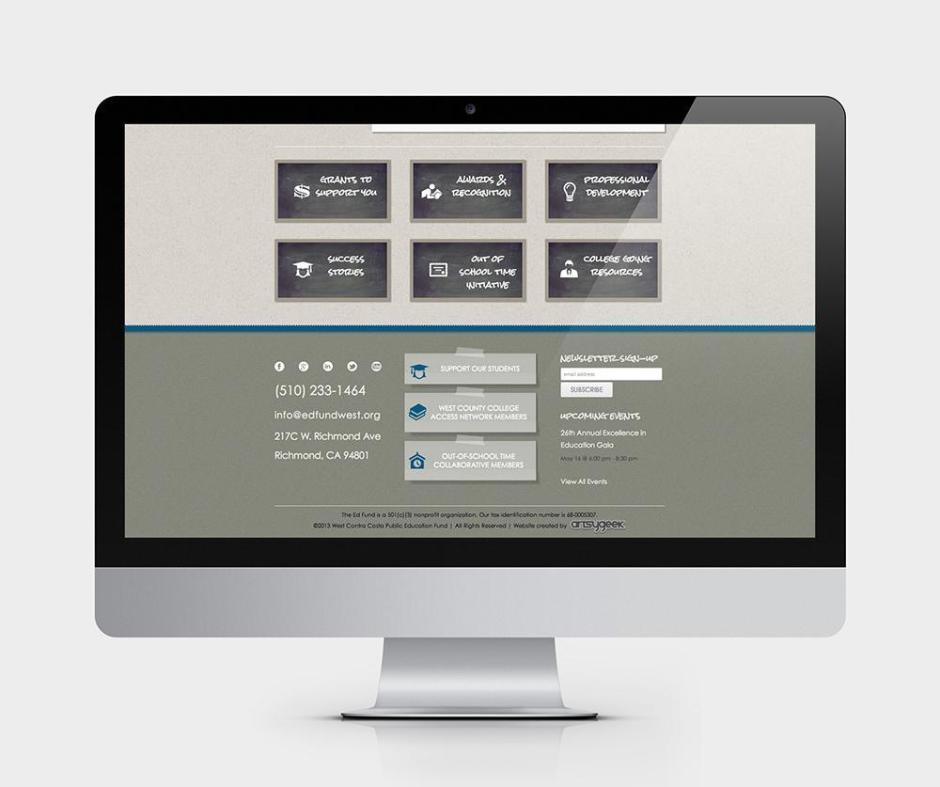 EdFund UI Design