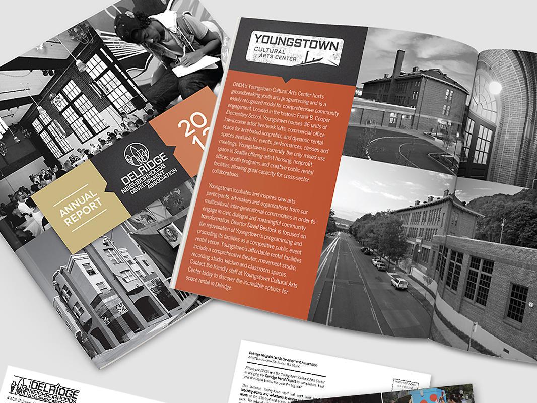 Booklet/Brochure Print Design