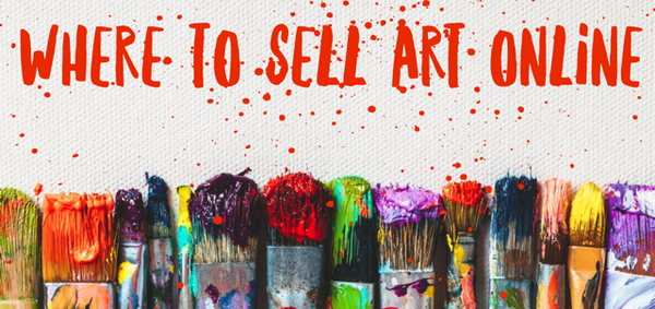 250 Places Artists Can Sell Online Artsy Shark