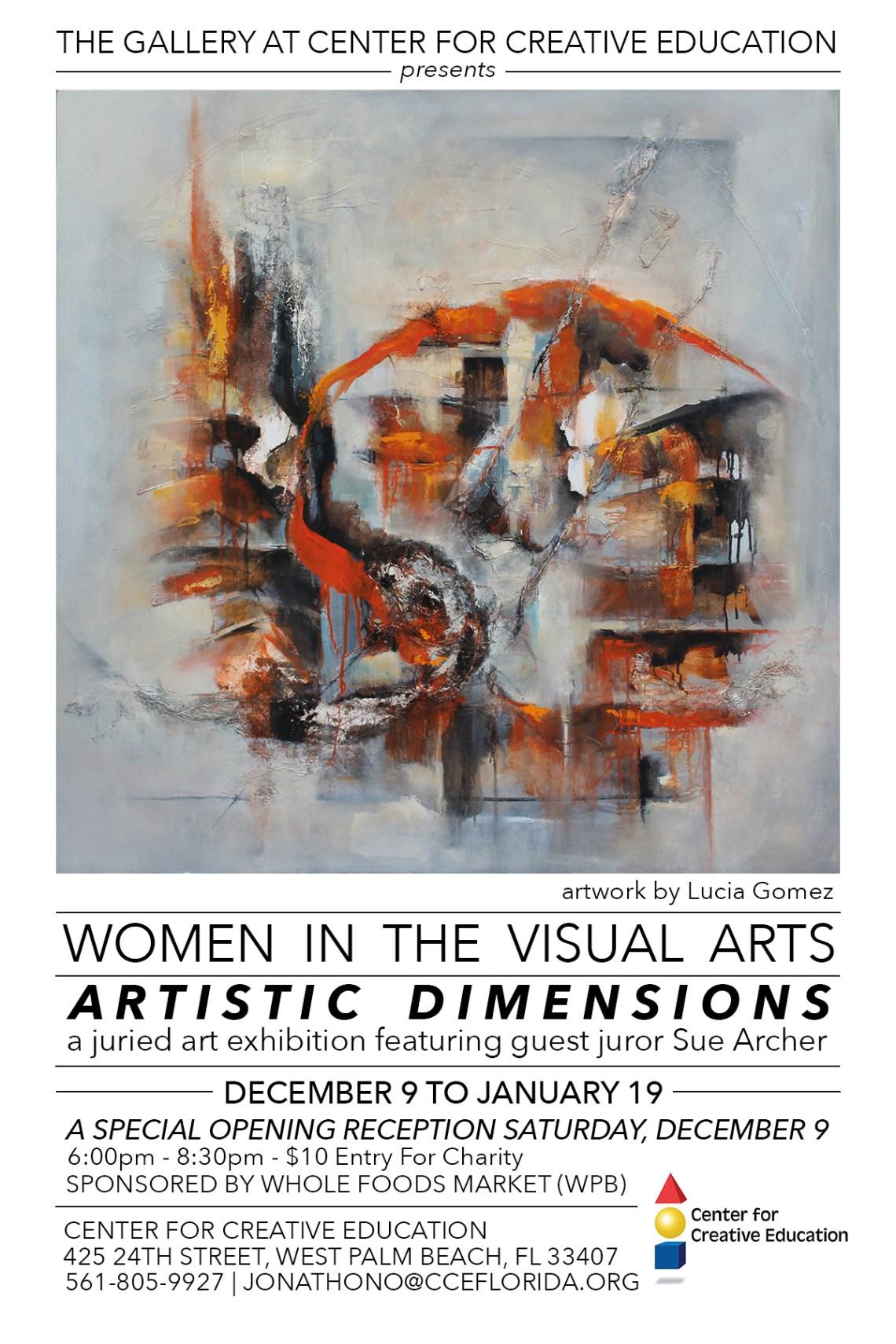 Art Opening in West Palm Beach