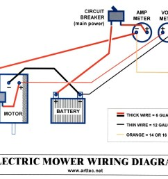 solar mower electrical wiringwire diagram for amp meter 17 [ 1321 x 907 Pixel ]