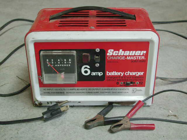 Automatic Car Battery Charger Circuit Can Be Also Use For Charging
