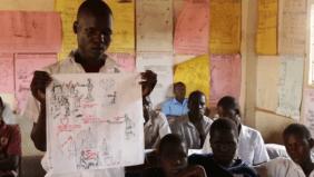 child art therapy uganda sharing4